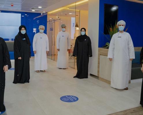 OAB Opens New Branch in Al Khaborah
