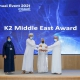 OAB Receives K2 Middle East Workflow Hero Award 2020