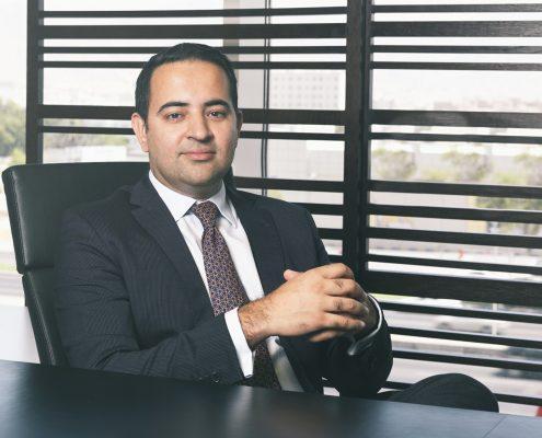 Fahd Bin Amjad, General Manager Retail Banking 2