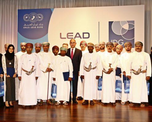 Lead (1) Graduation