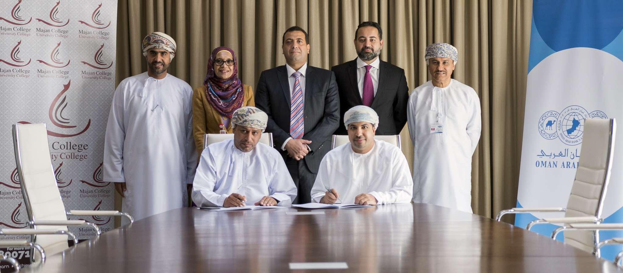 Oman Arab Bank | OAB